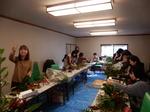 20161203箱根園芸福祉の森クリスマスワークショップ2