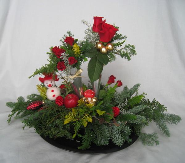 2012クリスマスアレンジメントのサムネイル