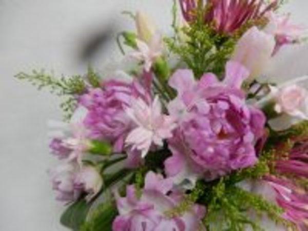 花屋さんへ花を買いに行きましょう